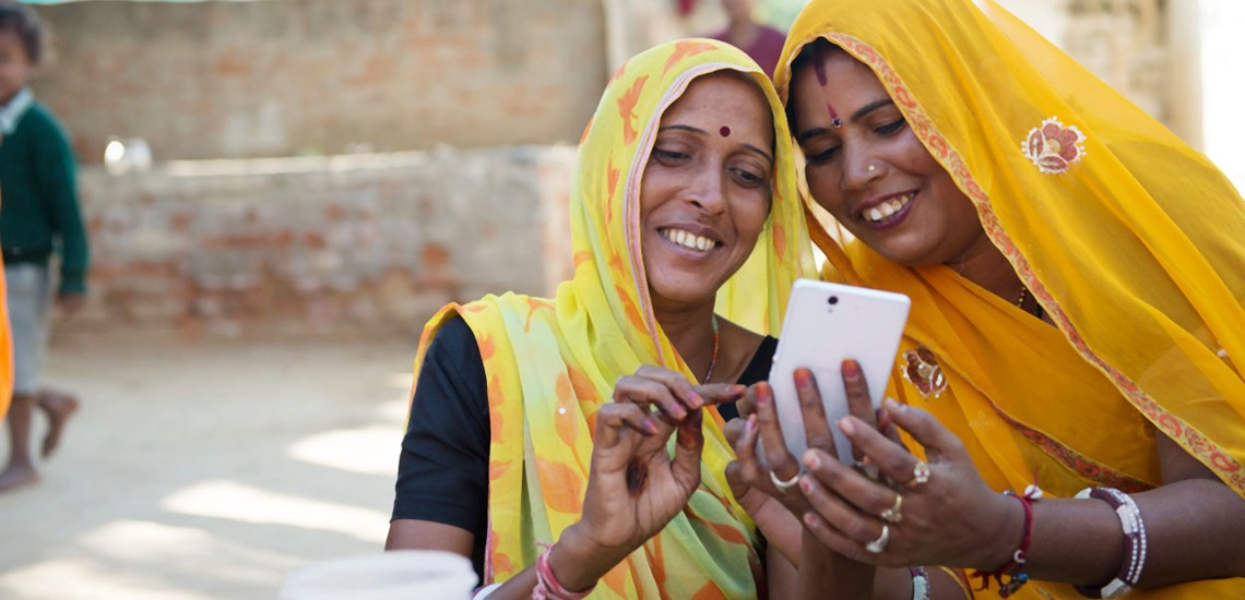 The Rural Rural Divide: Mobile Phone in Rajasthan