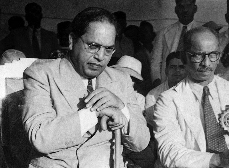 Ambedkar in the Gandhi-Ambedkar Debate