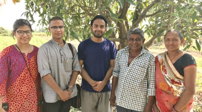 Stuck Between a Rock & a Hard Place – Life of farmers in Amreli, Gujarat